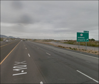 I-10 to NM 404