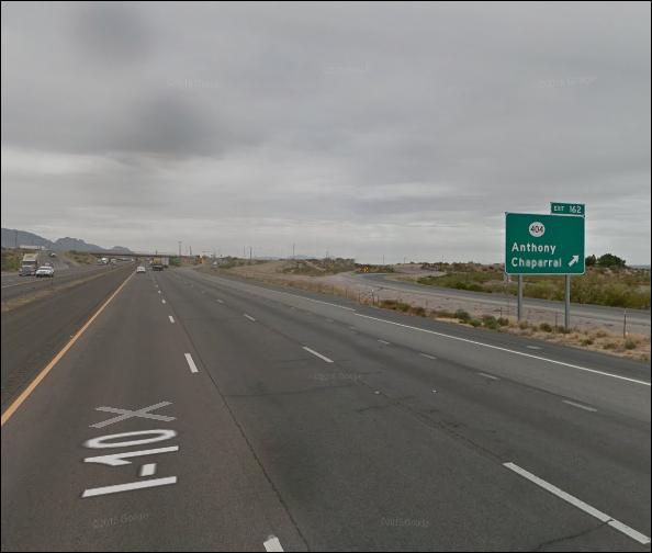 I-10 to NM 404