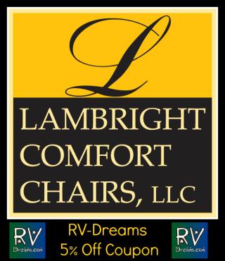 LambrightComfortChairsRVDreamsCoupon