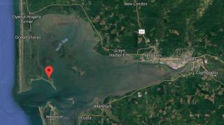 Damon Point Map