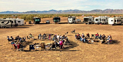 2018 Boondocking Rally