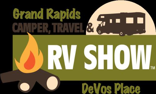Grand Rapids RV Show Logo