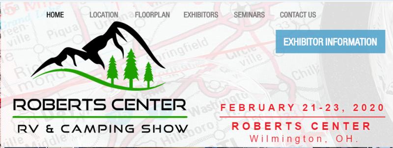 Roberts Center RV Show